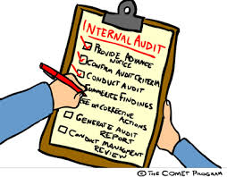Cek List Internal Quality Audit