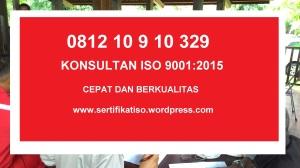 Informasi Terdokumentasi  ISO 9001:2015