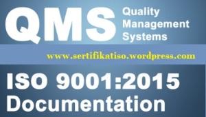 Dokumen wajib ISO 9001 2105